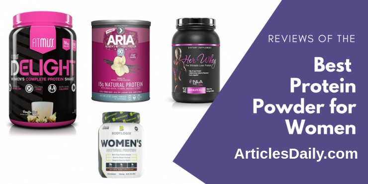 The Best Protein Powders for Women